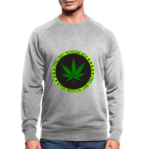 WEEDX - Männer Bio-Sweatshirt