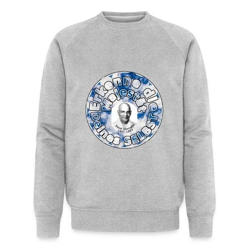 SELBST - Erkenntnis - Männer Bio-Sweatshirt von Stanley & Stella