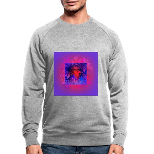 Tropical Summer Nights - Men's Organic Sweatshirt