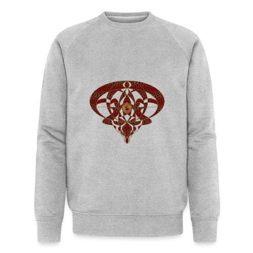 Art Nouveau Art Deco Art Nouveau Vintage Art Gold - Men's Organic Sweatshirt