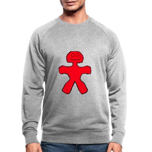 Blackie - Økologisk sweatshirt til herrer