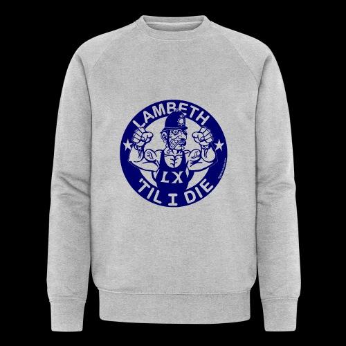 LAMBETH - NAVY BLUE - Men's Organic Sweatshirt