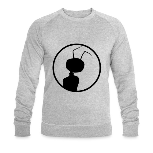 Andi Meisfeld - Ameisen Retro Tasche - Männer Bio-Sweatshirt von Stanley & Stella