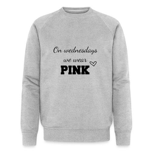 on wednesdays - Mannen bio sweatshirt van Stanley & Stella