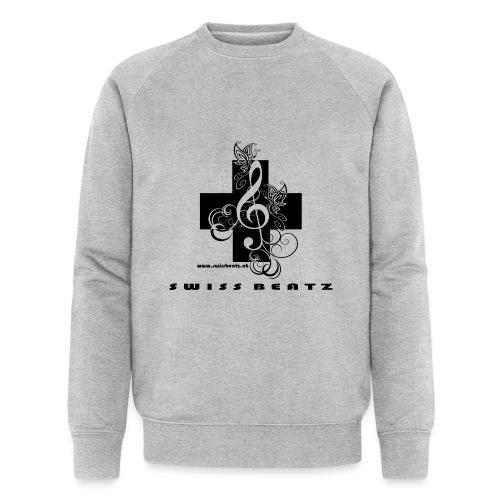 Swiss Beatz Logo with L - Männer Bio-Sweatshirt von Stanley & Stella