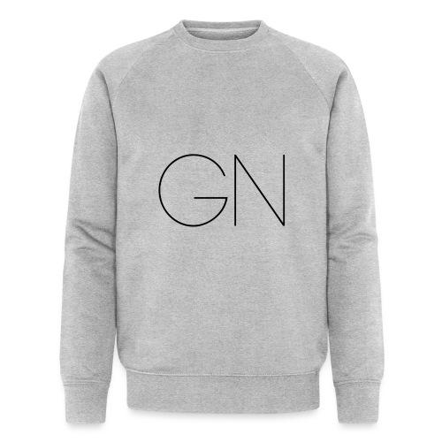 Långärmad tröja GN slim text - Ekologisk sweatshirt herr från Stanley & Stella