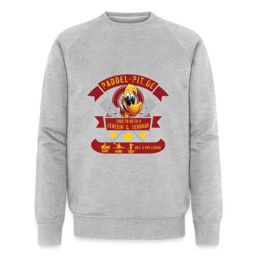 Paddel Pit - Männer Bio-Sweatshirt von Stanley & Stella