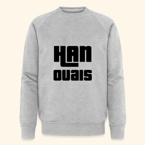 Han Ouais GTA noir - Sweat-shirt bio
