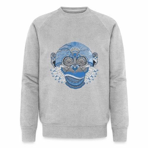 Affe - Männer Bio-Sweatshirt von Stanley & Stella