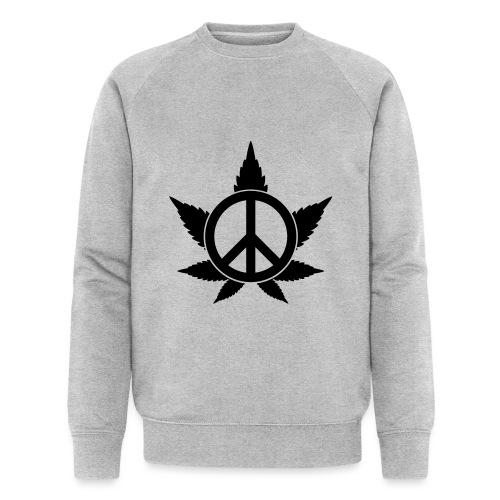 Peace - Männer Bio-Sweatshirt von Stanley & Stella