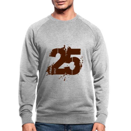 City_25_Sylt - Männer Bio-Sweatshirt