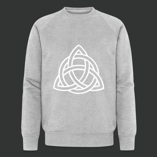 Celtic Knot — Celtic Circle - Men's Organic Sweatshirt by Stanley & Stella
