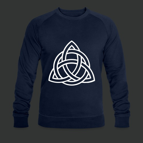 Celtic Knot — Celtic Circle - Men's Organic Sweatshirt by Stanley & Stella