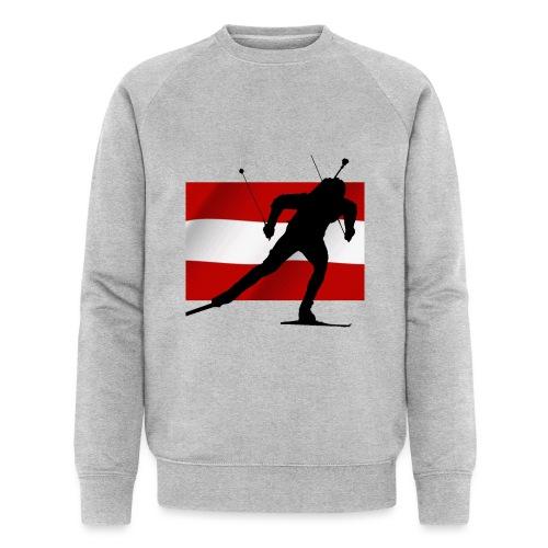 Biathlon Austria - Männer Bio-Sweatshirt von Stanley & Stella