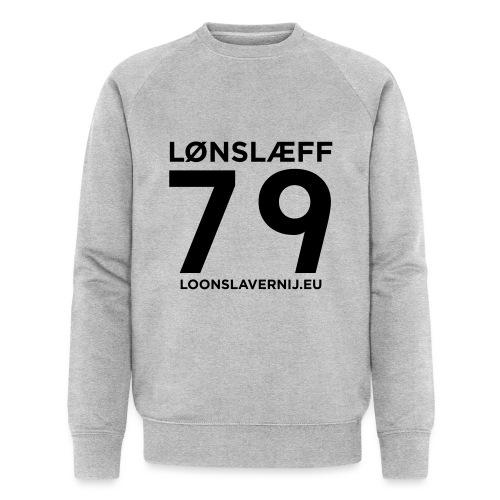 100014365_129748846_loons - Mannen bio sweatshirt