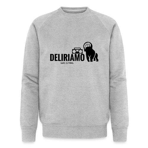 DELIRIAMO CLOTHING (GdM01) - Felpa ecologica da uomo di Stanley & Stella