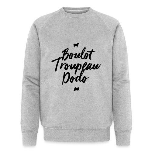 Boulot Troupeau Dodo - Sweat-shirt bio Stanley & Stella Homme