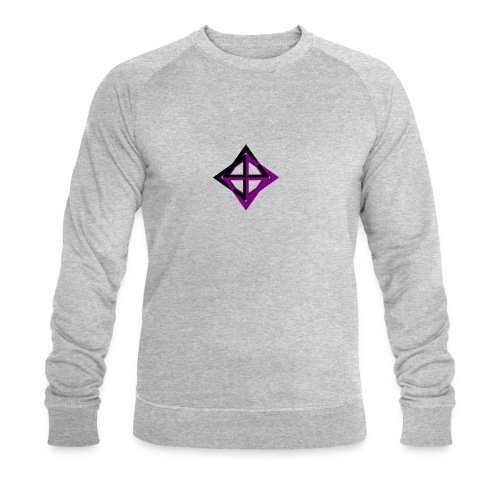 star octahedron - Men's Organic Sweatshirt by Stanley & Stella
