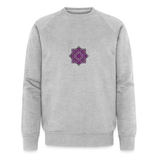 geometronology - Men's Organic Sweatshirt by Stanley & Stella