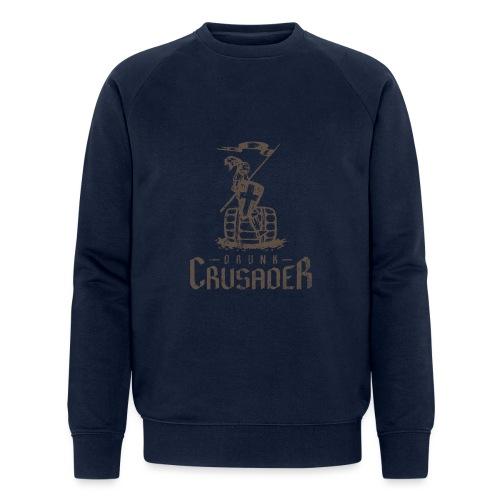 Drunk Crusader - Männer Bio-Sweatshirt von Stanley & Stella