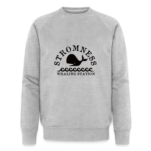 Sromness Whaling Station - Men's Organic Sweatshirt