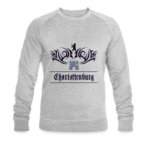 charlottenburg_tribal - Männer Bio-Sweatshirt von Stanley & Stella
