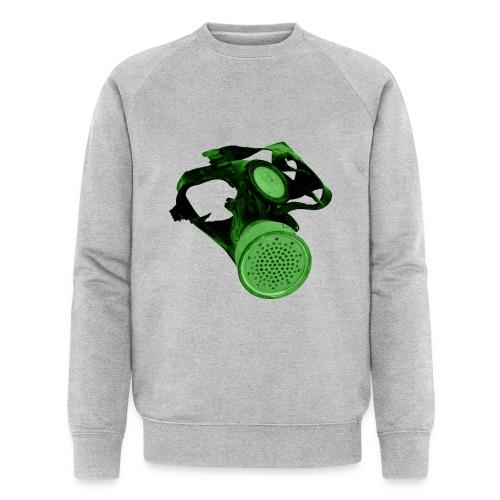 gas shield - Men's Organic Sweatshirt