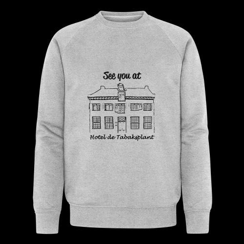 See you at Hotel de Tabaksplant ZWART - Mannen bio sweatshirt van Stanley & Stella