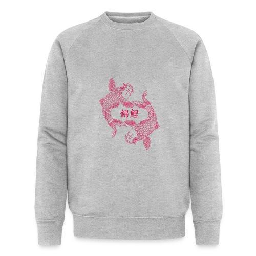 Carpe Koï Néon - Sweat-shirt bio Stanley & Stella Homme