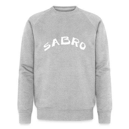 Sabro Tekst - Økologisk Stanley & Stella sweatshirt til herrer