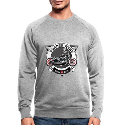 Bobber Werk - Männer Bio-Sweatshirt