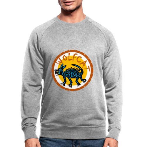 WolfCat - Sweat-shirt bio