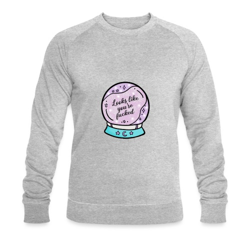 2020 Worst Year Ever Psychic - Men's Organic Sweatshirt