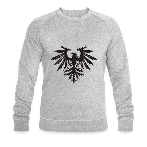 NEW Bird Logo Small - Men's Organic Sweatshirt by Stanley & Stella