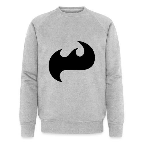 Highfish Logo - Männer Bio-Sweatshirt von Stanley & Stella