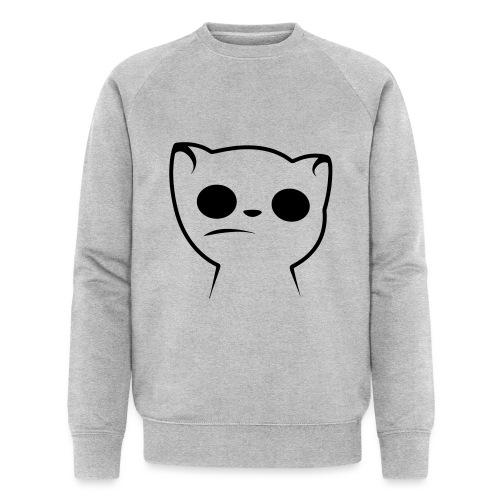 Hypnocat Weiss - Frauen - Männer Bio-Sweatshirt von Stanley & Stella