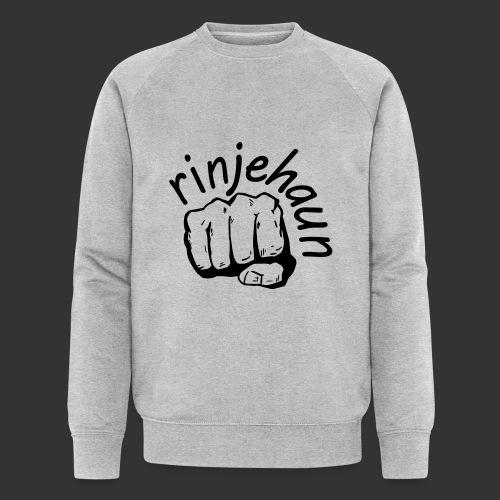 rinjehaun - Männer Bio-Sweatshirt
