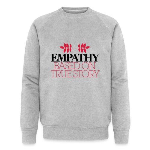 empathy story - Ekologiczna bluza męska