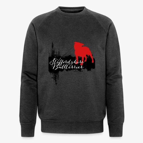 Staffordshire Bullterrier - Männer Bio-Sweatshirt von Stanley & Stella