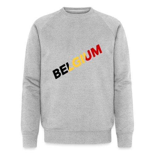 BELGIUM - Sweat-shirt bio Stanley & Stella Homme