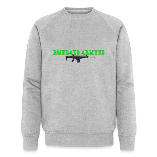 EMERALDARMYNL LETTERS! - Mannen bio sweatshirt van Stanley & Stella