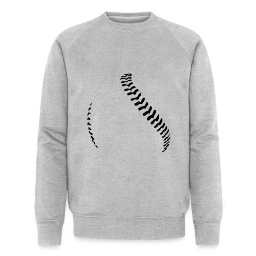 Baseball - Men's Organic Sweatshirt by Stanley & Stella