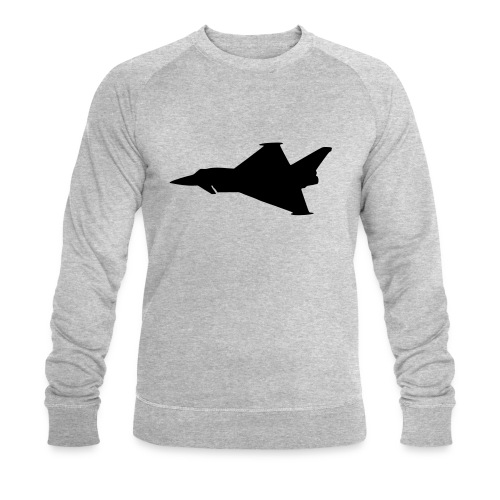 EF2000 Typhoon - Men's Organic Sweatshirt