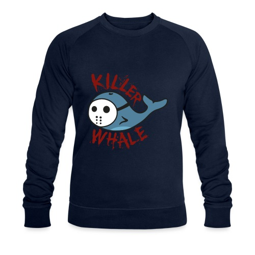 Killer Whale - Männer Bio-Sweatshirt von Stanley & Stella