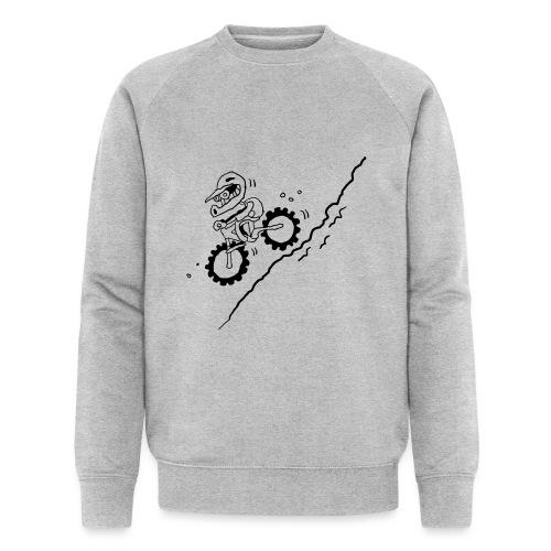 DOWNHILL! - Männer Bio-Sweatshirt von Stanley & Stella