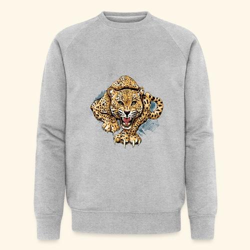 Leopardo KutuXa - Sudadera ecológica hombre de Stanley & Stella