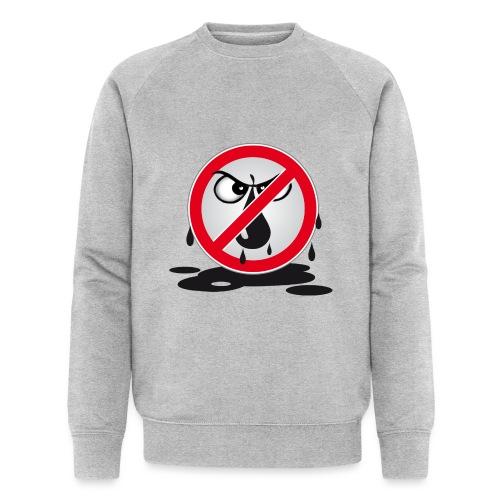 Erdöl - Nein danke! - Männer Bio-Sweatshirt von Stanley & Stella