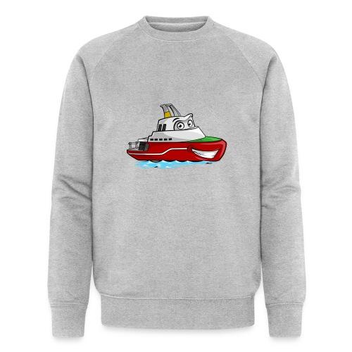 Boaty McBoatface - Men's Organic Sweatshirt