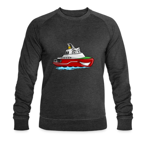 Boaty McBoatface - Men's Organic Sweatshirt by Stanley & Stella