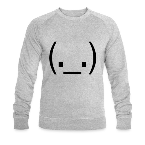 EGGHEAD - Men's Organic Sweatshirt by Stanley & Stella